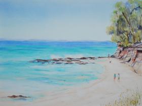 Tims Favourite Beach