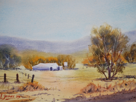 Sofala Farm - Autumn