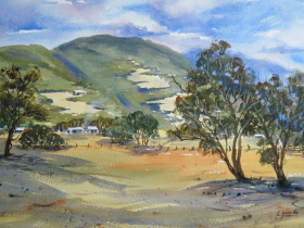 Oberon Hills