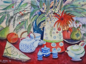 Still Life with Fruit (2)