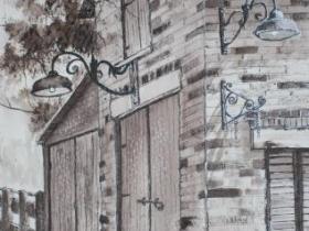 Old Barn - Windsor